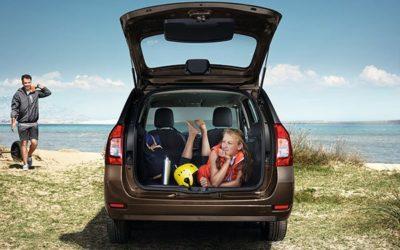Dacia Logan MCV – Billig og rummelig familiebil