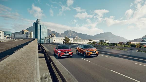 Åbent Hus – Kom og oplev den helt nye Renault CAPTUR