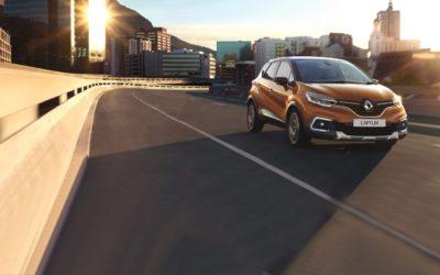 Få 2 års fri service med i prisen på din nye Renault